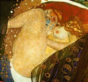 Beauty and the Aesthetics Form : Klimt