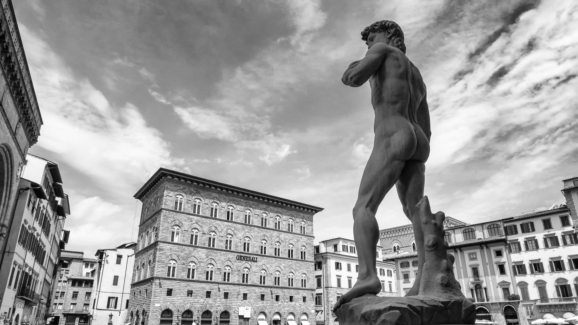 Beauty and the Aesthetics Form : Michelangelo