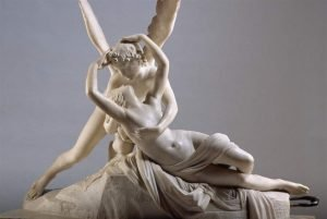 Love in Sculptures, Antonio Canova