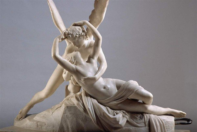 Love in Sculptures