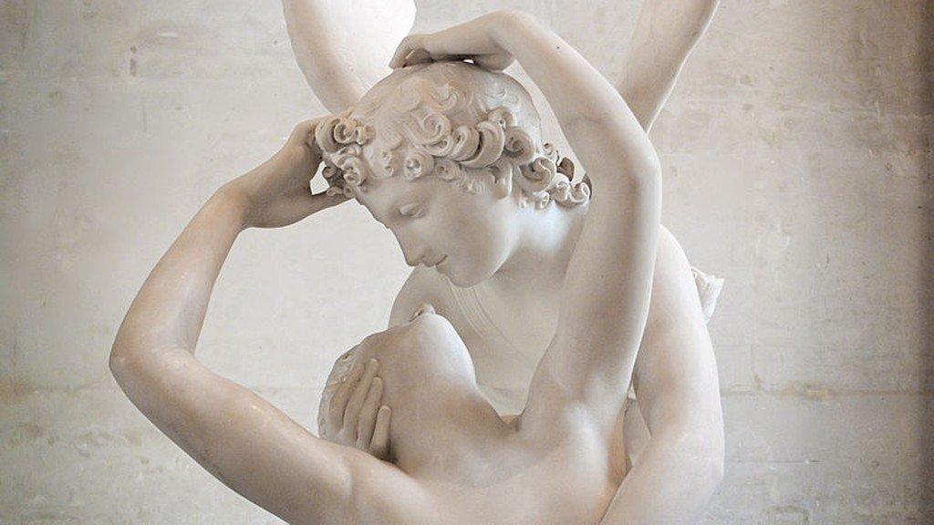 Love in Sculptures, Antonio Canova