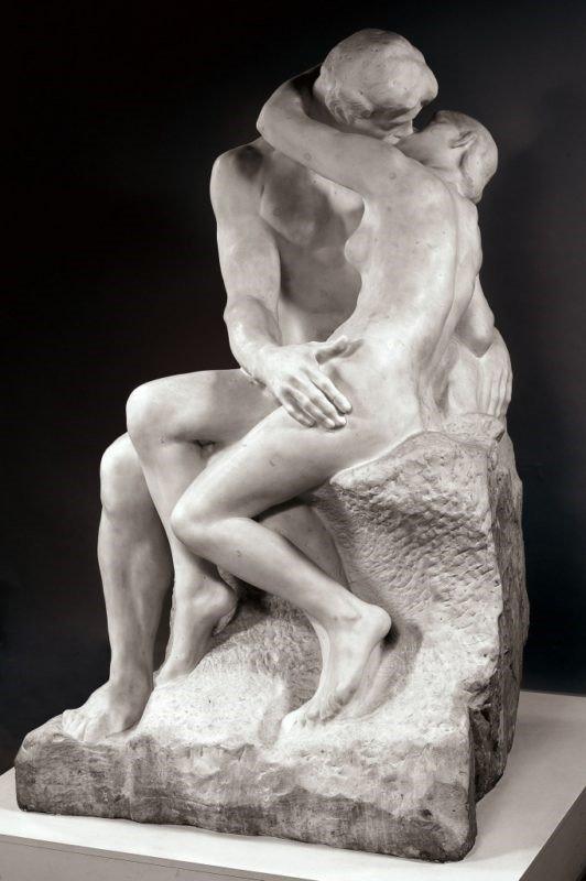 Love in Sculptures, Rodin